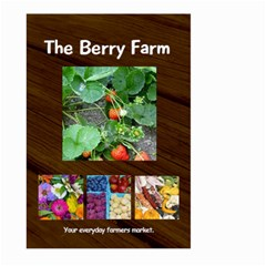 Berry Farm Flag By Kellyjanine2 Yahoo Com   Large Garden Flag (two Sides)   S394w9nqv6f2   Www Artscow Com Front