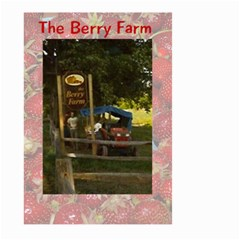 Berry Farm Flag By Kellyjanine2 Yahoo Com   Large Garden Flag (two Sides)   S394w9nqv6f2   Www Artscow Com Back