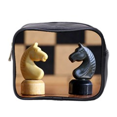 Chess Bag (small) By Andrew Hunn   Mini Toiletries Bag (two Sides)   Fo0ab46umwyz   Www Artscow Com Front