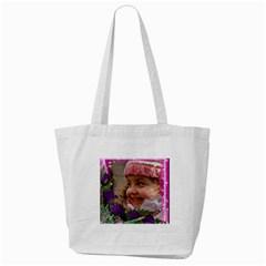 Roses Tote Bag By Deborah   Tote Bag (cream)   Svu02fjrbx9s   Www Artscow Com Back
