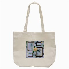 Little Fancy Tote Bag By Deborah   Tote Bag (cream)   Lxuc6opavd1z   Www Artscow Com Back