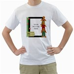 Christmas T shirt - White T-Shirt