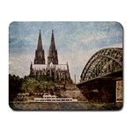 Cologne Small Mouse Pad (Rectangle)