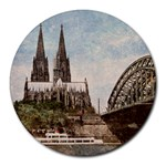 Cologne 8  Mouse Pad (Round)