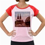 Cologne Women s Cap Sleeve T-Shirt (Colored)