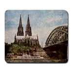 Cologne Large Mouse Pad (Rectangle)