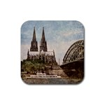 Cologne Drink Coasters 4 Pack (Square)