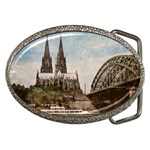 Cologne Belt Buckle (Oval)