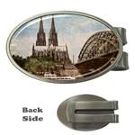 Cologne Money Clip (Oval)