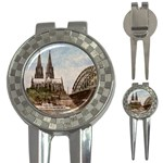 Cologne Golf Pitchfork & Ball Marker