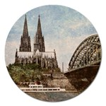 Cologne Magnet 5  (Round)