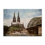 Cologne A4 Sticker 100 Pack