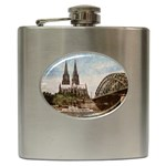 Cologne Hip Flask