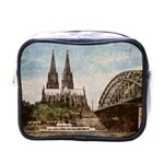 Cologne Mini Travel Toiletry Bag (One Side)