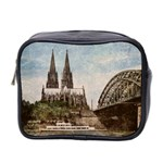 Cologne Mini Travel Toiletry Bag (Two Sides)