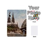 Cologne Playing Cards 54 Designs (Mini)