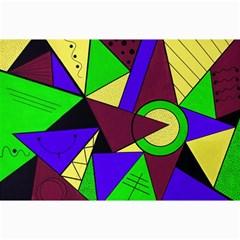 Modern Canvas 20  X 30  (unframed) by Siebenhuehner