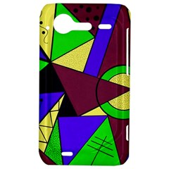 Modern HTC Incredible S Hardshell Case  by Siebenhuehner