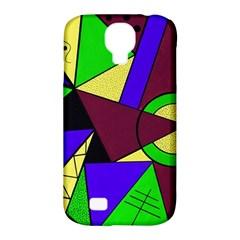 Modern Samsung Galaxy S4 Classic Hardshell Case (pc+silicone) by Siebenhuehner