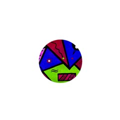 Modern Art 1  Mini Button