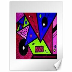 Modern Art Canvas 36  X 48  (unframed) by Siebenhuehner