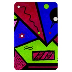 Modern Art Kindle Fire Hardshell Case by Siebenhuehner