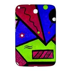 Modern Art Samsung Galaxy Note 8 0 N5100 Hardshell Case  by Siebenhuehner