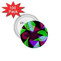 Modern Art 1 75  Button (100 Pack) by Siebenhuehner