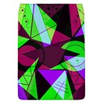 Modern Art Removable Flap Cover (Large) Front