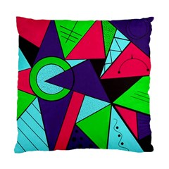 Modern Art Cushion Case (two Sided)