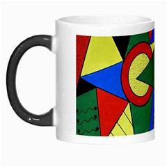 Modern Art Morph Mug by Siebenhuehner