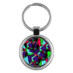 Balls Key Chain (round) by Siebenhuehner