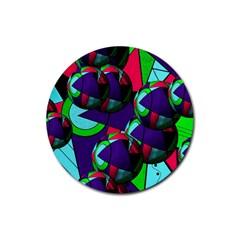 Balls Drink Coasters 4 Pack (round) by Siebenhuehner