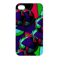 Balls Apple Iphone 4/4s Hardshell Case by Siebenhuehner