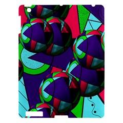 Balls Apple Ipad 3/4 Hardshell Case by Siebenhuehner