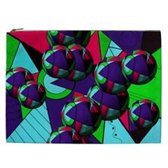 Balls Cosmetic Bag (xxl)