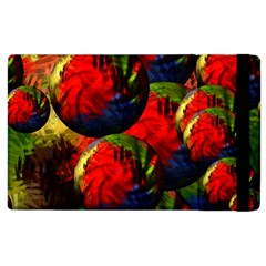 Balls Apple Ipad 2 Flip Case by Siebenhuehner