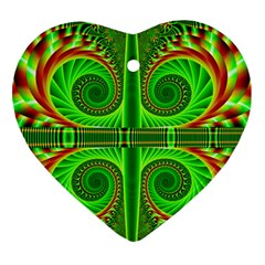 Design Heart Ornament by Siebenhuehner