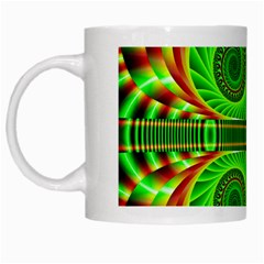 Design White Coffee Mug by Siebenhuehner