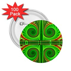 Design 2 25  Button (100 Pack) by Siebenhuehner