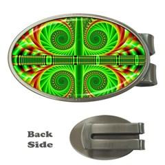 Design Money Clip (oval) by Siebenhuehner
