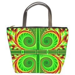 Design Bucket Bag by Siebenhuehner