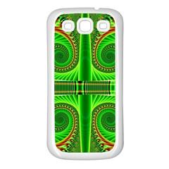 Design Samsung Galaxy S3 Back Case (white) by Siebenhuehner