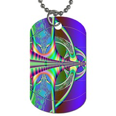 Design Dog Tag (one Sided) by Siebenhuehner
