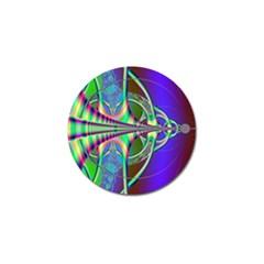 Design Golf Ball Marker 4 Pack by Siebenhuehner