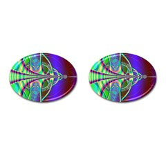 Design Cufflinks (oval)