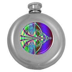 Design Hip Flask (round) by Siebenhuehner