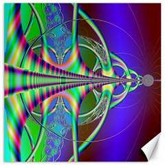 Design Canvas 12  X 12  (unframed) by Siebenhuehner