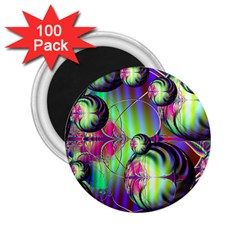 Balls 2 25  Button Magnet (100 Pack) by Siebenhuehner