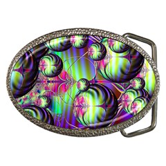 Balls Belt Buckle (oval) by Siebenhuehner